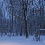Finally Some Snow In The Poconos!