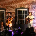 Cello and Two Voices in Sublime Harmony in Hawley, PA