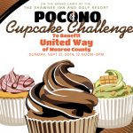 2014 Pocono Cupcake Challenge to benefit United Way of Monroe County on Sunday September 21st 2014