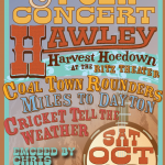 100 Early Bird Tickets To Hawley Harvest Hoedown Bluegrass & Folk Concert Announced