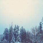 Finally Some Snow In The Poconos