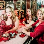 Honky-Tonk Western-Swing with No Good Sister at Harmony Present