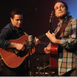 Duo Compared to Simon & Garfunkel, Play Memorial Day Weekend