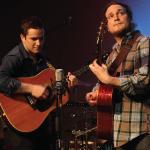 Duo Compared to Simon & Garfunkel, Play Memorial Day Weekend
