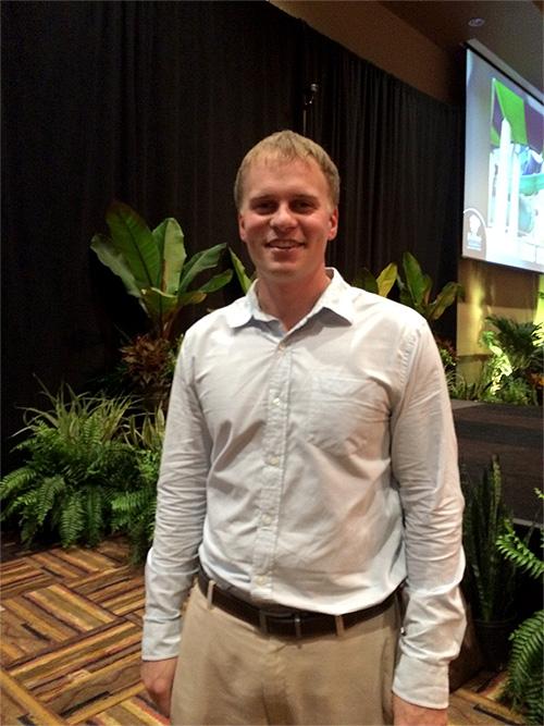 Travis Nelson of Kalahari Resorts