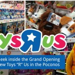 "Grand Opening of Toys ""R"" Us at the Crossings Premium Outlets"