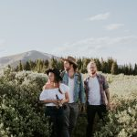 The Ballroom Thieves, Indie-Blues trio, plays acoustic show in Hawley, PA