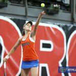 U.S. Open Player Ingrid Neel Trains At Buck Hill Falls