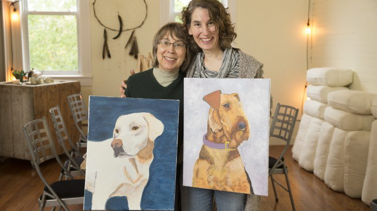 Paint Your Pet Fundraisers For Dessin Animal Shelter